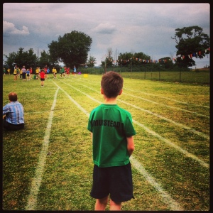 Asperger's on sports day