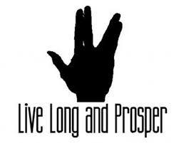 Live Long and Prosper x