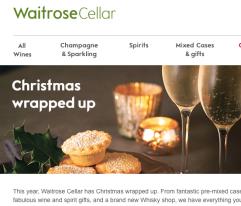waitrose wrapped