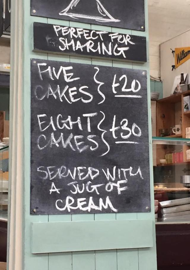 cakes & creams
